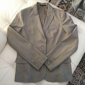 THEORY - lightweight stretch wool jacket